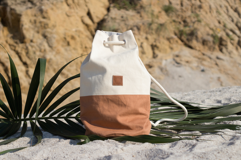 organic cotton bag by marin et marine berlin mochni