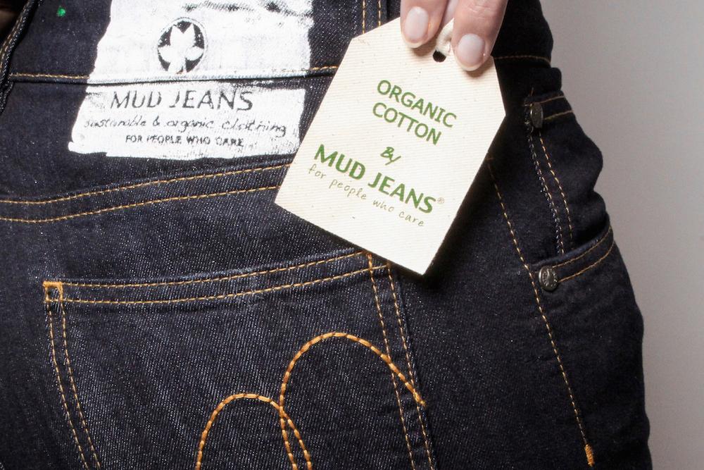 organic cotton denim by mud jeans mochni