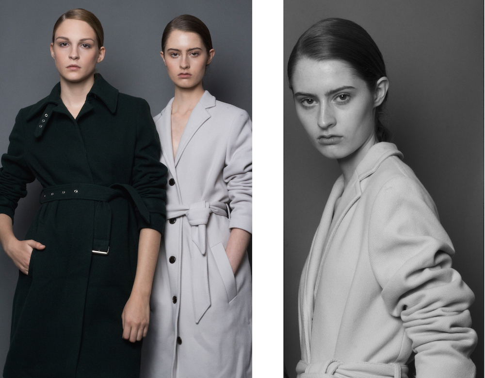 filippa k coat sustainable fashion mochni