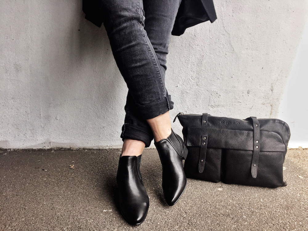 antonia leoni eco fashion blogger deepmello bag mochni