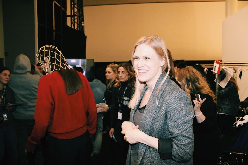 margit peura whitetail designer backstage