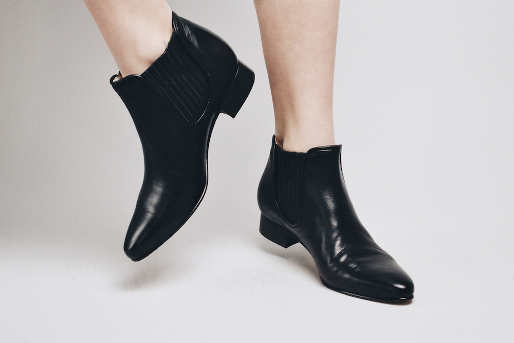 nine to five classy boots mochni