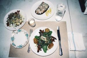abc kitchen organic food restaurand new york mochni