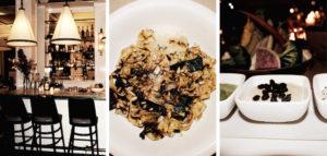 cafe clover organic dinner new york mochni