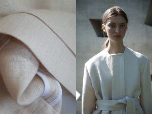 eco friendly linen fabric mochni