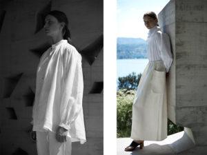 linen sustainable fashion