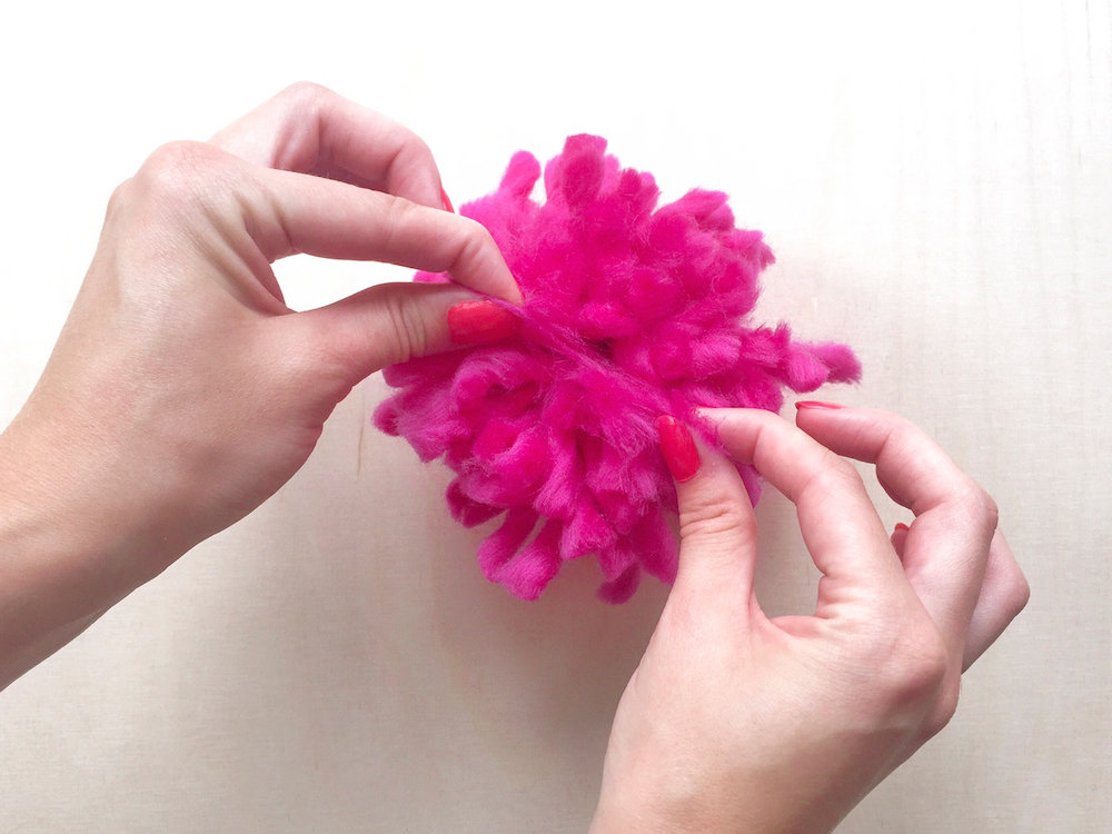 DIY: Pompon Tutorial