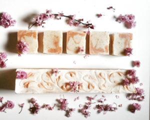 natural organic beauty soaps