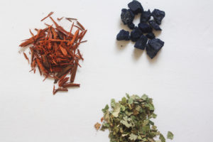 plant based fabric dyeing mochni