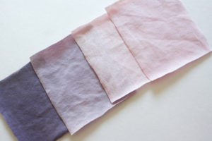 plant based natural dyeing