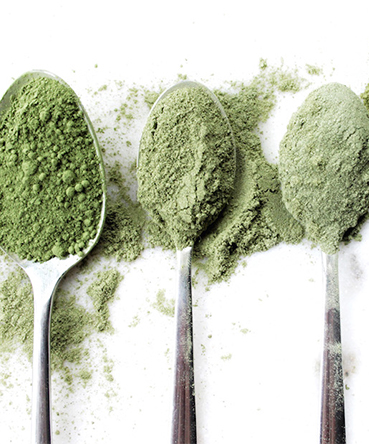 spergreen powder