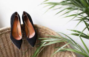 vintage shoes sustainable wardobe mochni
