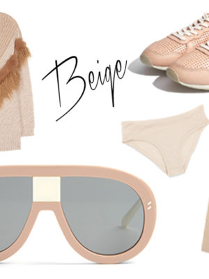 Beige: Color Of The Season