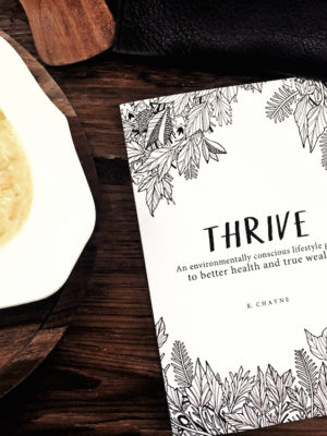Book Review: Thrive By Kamea Chayne