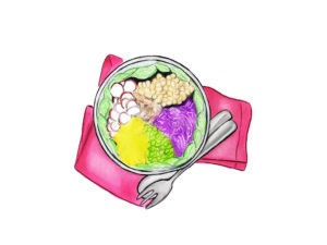 vegan-food-bowl-illustration