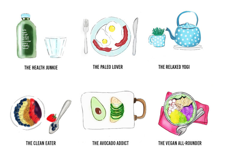 Healthy Food: You Are What You Eat (& Drink)