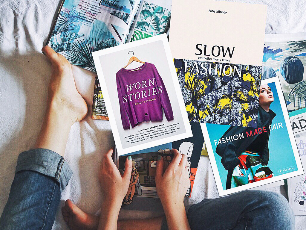Winter Reading: 3 Books About Slow Fashion You Should Read