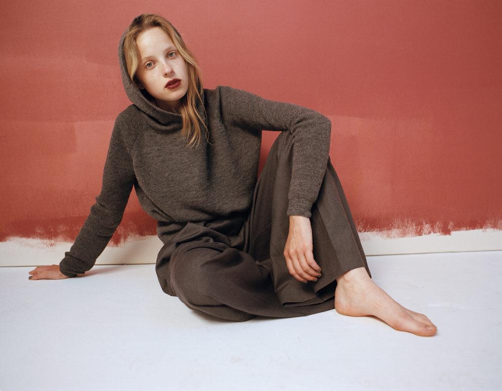 reve en vert knitwear