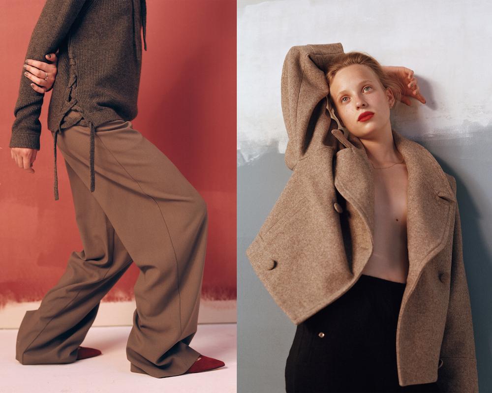 reve en vert sustainable fashion online shop campaign