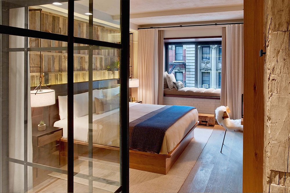 1 Hotel Central Park, New York