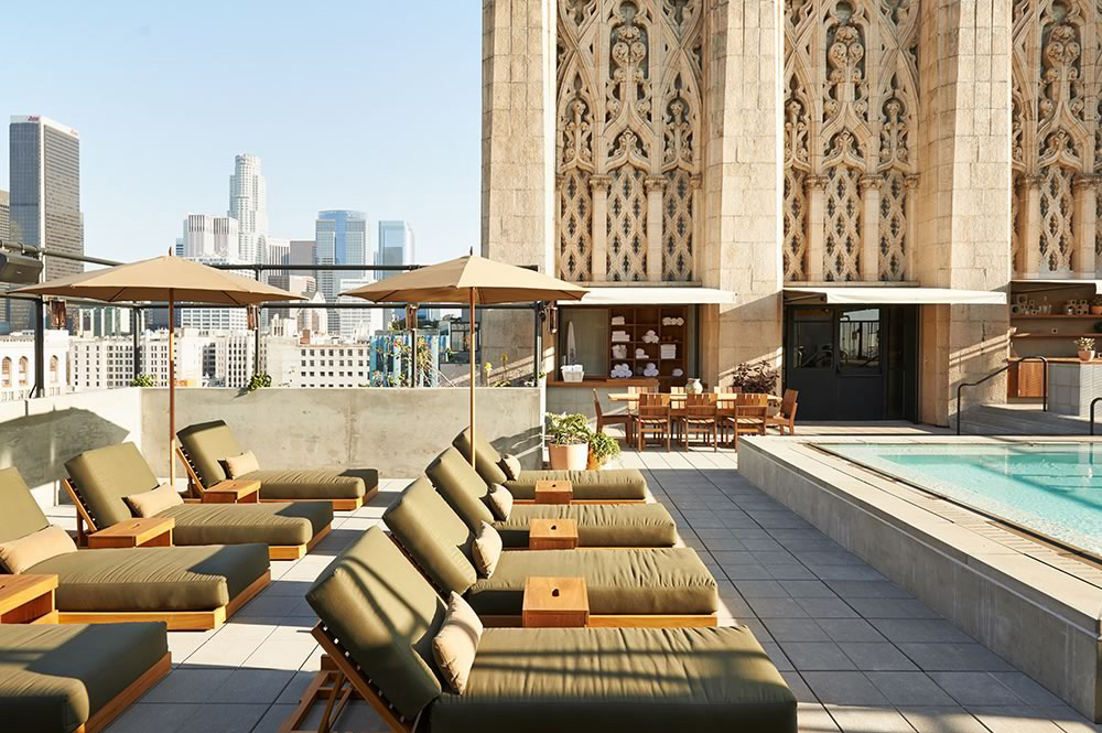 ace hotel los angeles