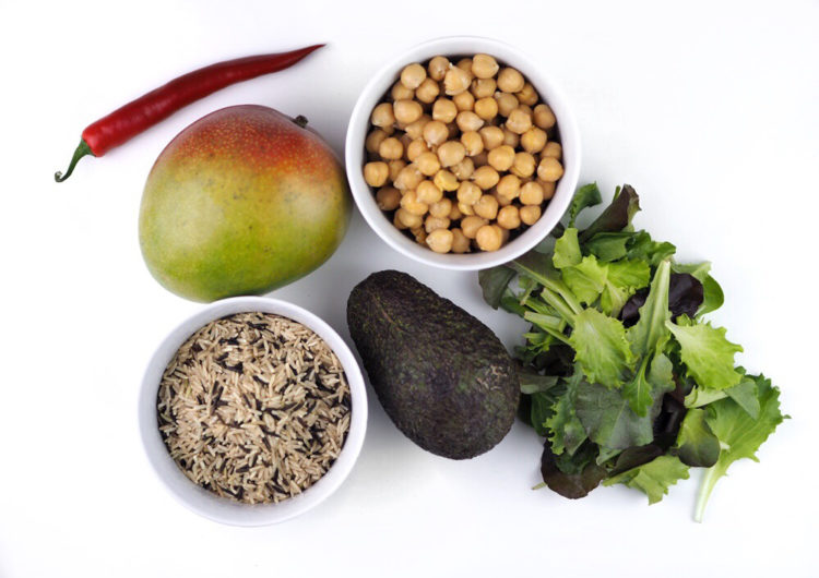 Vegan Buddha Bowl Recipe by Guest Author Anna