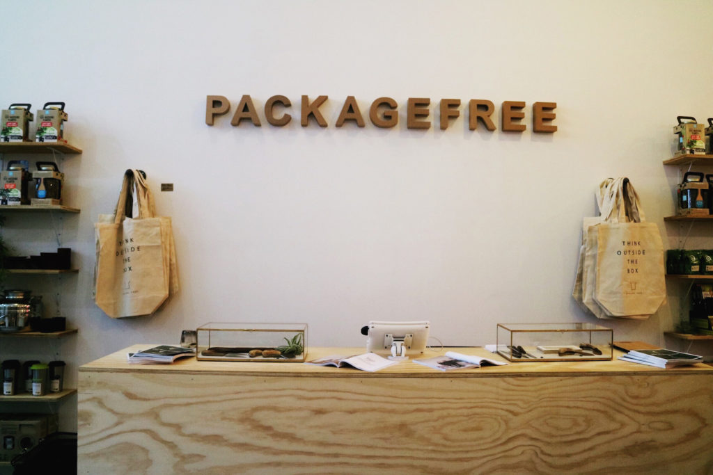 Packagefree nyc