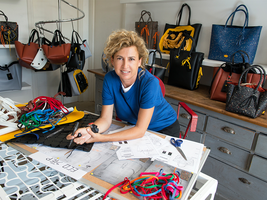 Behind The Brand: Carmina Campus by Ilaria Venturini Fendi