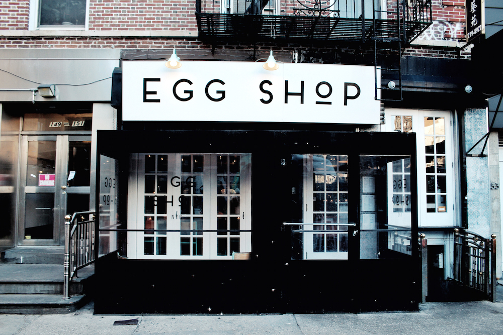 egg shop nyc