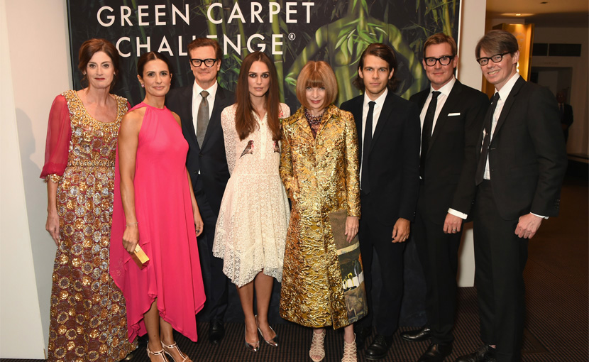 What is the Green Carpet Challenge?