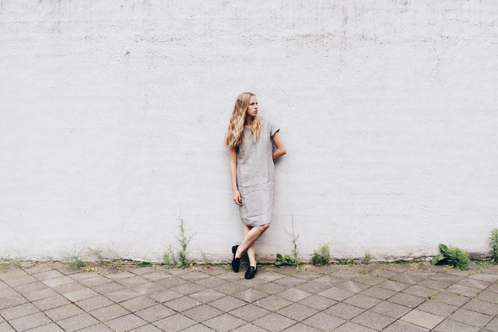 linen dress summer