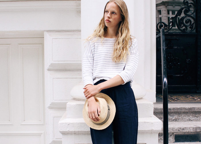 Sustainable Summer Linen Outfits by Maas Natur