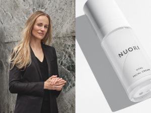 NUORI founder Jasmi Bonnén