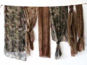 plant based dyeing sourcing