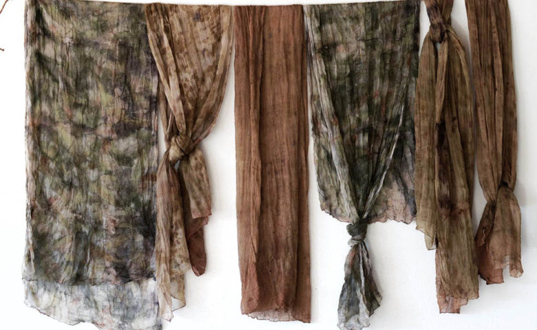 Natural Textile Dyeing And 4 Tips Where To Source Plants