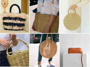 eco chic summer bags