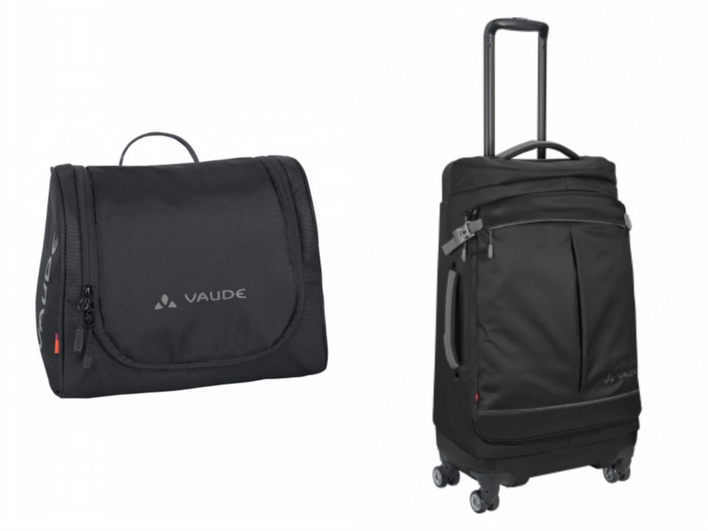 eco friendly luggage vaude