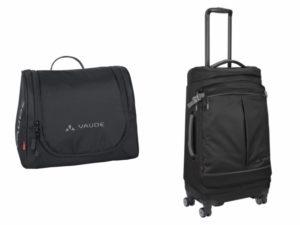 eco friendly luggage vaude