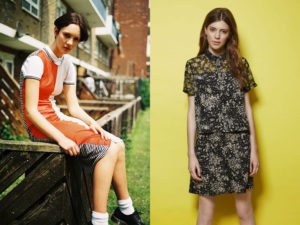 topshop upcycle fashion collection