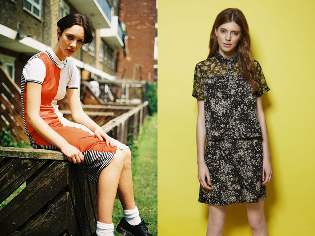 Topshop Upcycle Fashion Collection Mochni Ethical