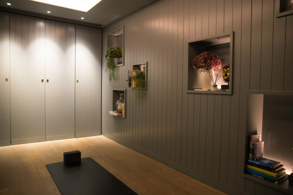 yoga studio notting hill london bodyism