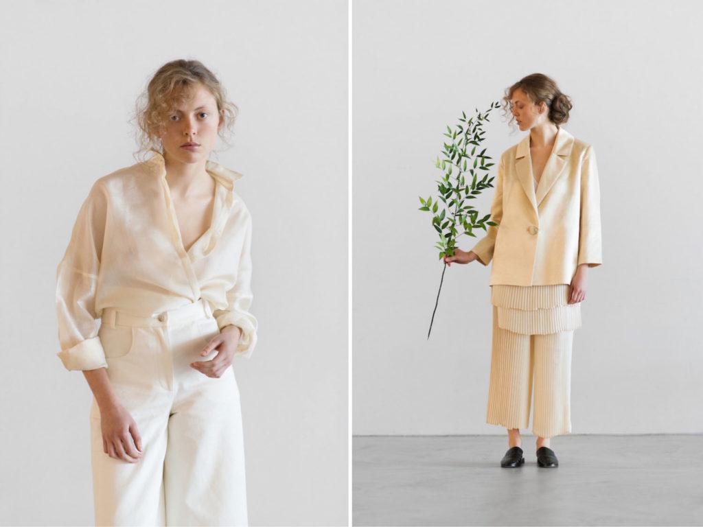 coltrane works organic silk