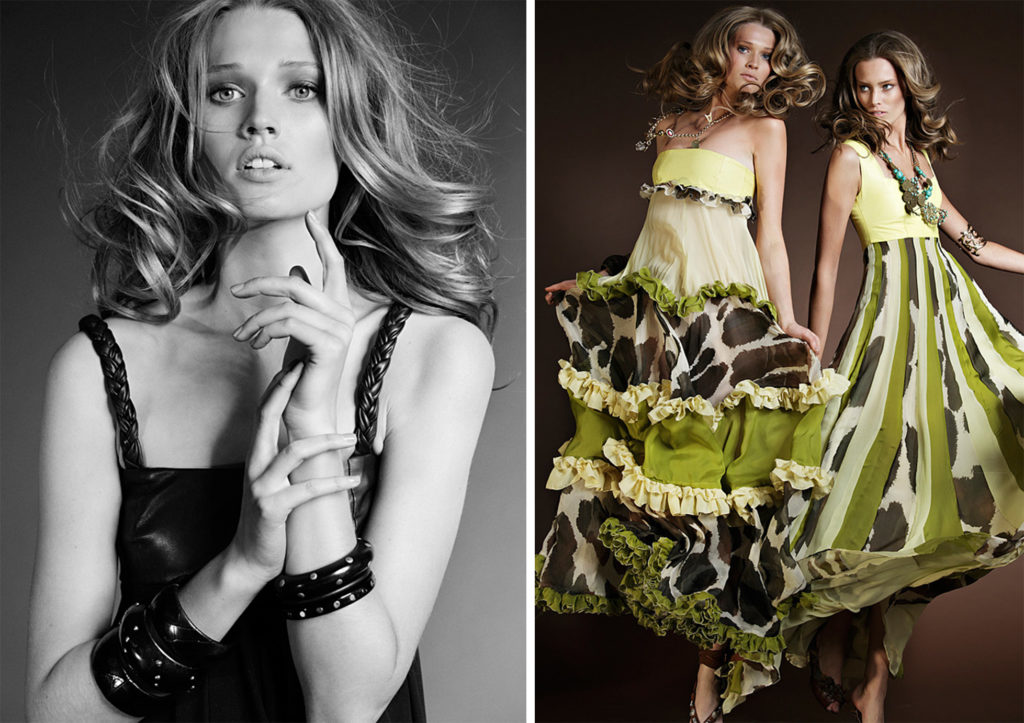 sustainable fashion mochni toni garrn