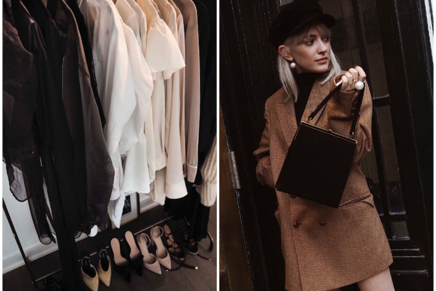 Laurence Fortin-Côté: The Toronto Fashion Blogger Who Loves Vintage Clothing