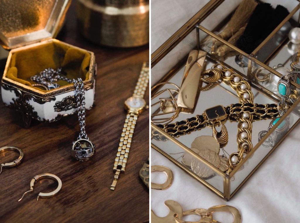 vintage jewelry conscious closet mochni