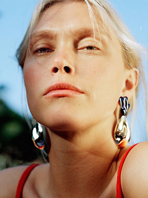 Norwegian Jewelery Designer Annie Berner Talks About Sustainability