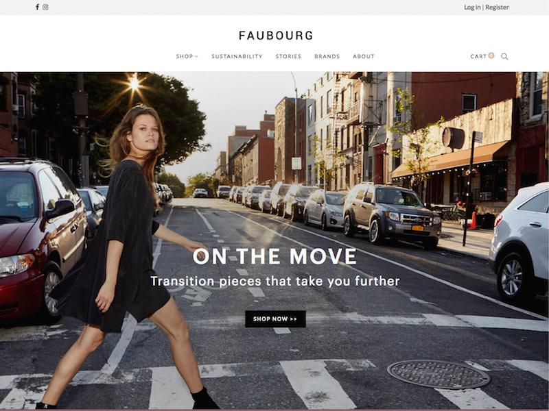 shop faubourg