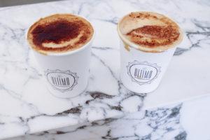the ultimo coffee
