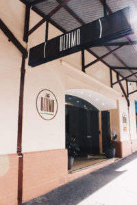 The Ultimo Entrance