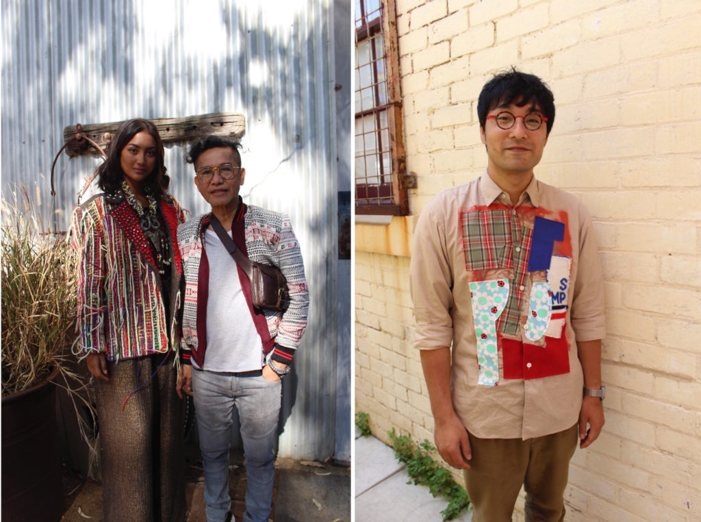 eco fashion week australia media event